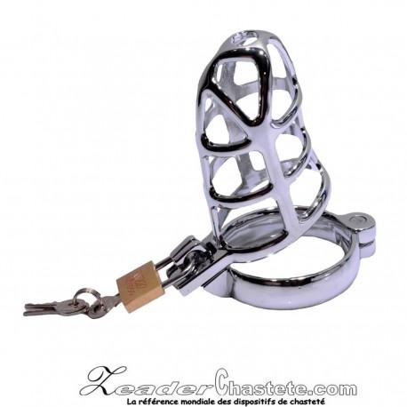 Cage de chasteté en métal X