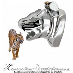 Cage de chasteté la tigresse