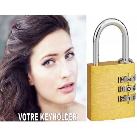 Un Cadenas réel pour votre Keyholder virtuelle